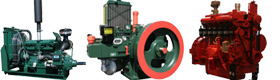 Distributors for Arrow Engines -- Onshore Oil and Gas Field Production Equipment