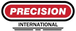 Precision downhole pumps, logo